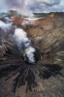 Jean Claude Castor, Vulkankrater Mount Bromo (Indonesien, Asien)