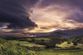Jean Claude Castor, Wolken Spektakel auf Pico (Portugal, Europa)
