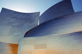 Gehry - Opera Hall L. A. - fotokunst von Katja Diehl