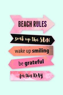 Emanuela Carratoni, Beach Rules (Italy, Europe)