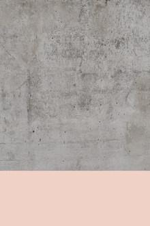 Emanuela Carratoni, Pink on Concrete (Italy, Europe)