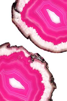 Emanuela Carratoni, Double Pink Agate (Italien, Europa)