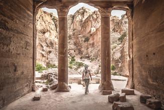 Brian Decrop, The rose city (Jordanien, Asien)