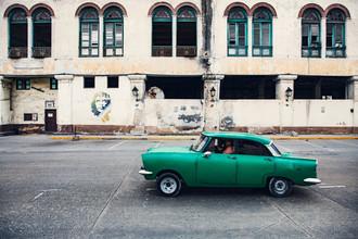 Franz Sussbauer, Oldtimer und Che Guevara in Havanna (Kuba, Lateinamerika und die Karibik)