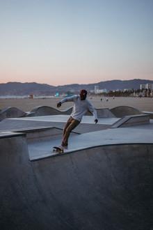 Maximilian Manavi-huber, Venice Beach Skateboarding (United States, North America)