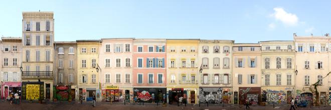 Joerg Dietrich, Marseille | Rue Pastoret (France, Europe)