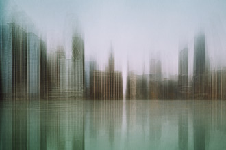 Roswitha Schleicher-Schwarz, Chicago skyline (United States, North America)