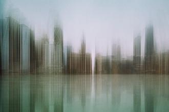 Roswitha Schleicher-Schwarz, Chicago skyline (Vereinigte Staaten, Nordamerika)