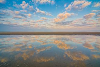 Martin Wasilewski, Sunrise on the Wadden Sea (Germany, Europe)
