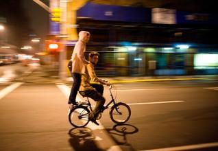 nightloop - fotokunst von Simon Bode