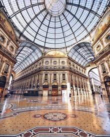 Roc Isern, Galleria Vittorio Emanuele II (Italy, Europe)