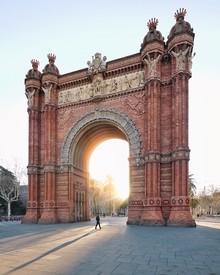 Roc Isern, Light archway (Spanien, Europa)