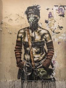 Michael Schulz-dostal, Marseille Grafitti II (Frankreich, Europa)