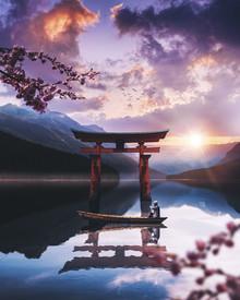 Lukas Zischke, The Gate (Japan, Asia)