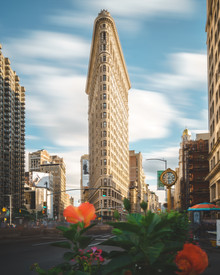 flatiron building - Fineart photography by Dimitri Luft