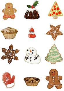 Katherine Blower, Christmas Treats (Großbritannien, Europa)