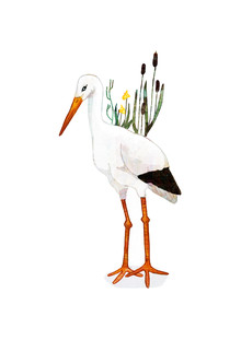 crane - fotokunst von Katherine Blower