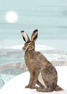Katherine Blower, Solstice Hare (United Kingdom, Europe)