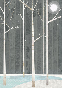 Katherine Blower, Dark Forest (, )