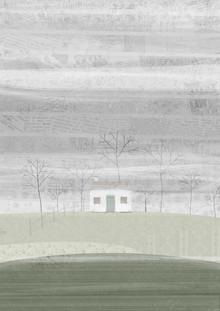 Katherine Blower, Winter Farm (Großbritannien, Europa)