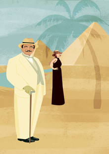 Katherine Blower, Poirot Death on The Nile (United Kingdom, Europe)