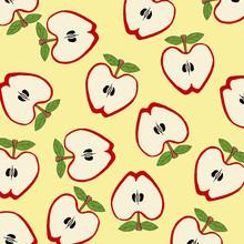 Katherine Blower, Red Apple Pattern Design (Großbritannien, Europa)