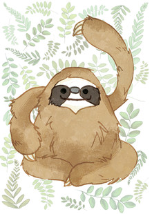 Katherine Blower, Happy Sloth (Großbritannien, Europa)