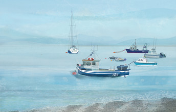 Katherine Blower, Tywyn Bay (Großbritannien, Europa)