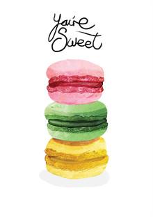 Katherine Blower, You're Sweet (Großbritannien, Europa)