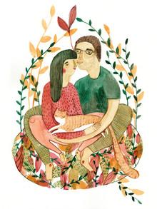 Mirjam Siim, A  couple (, )