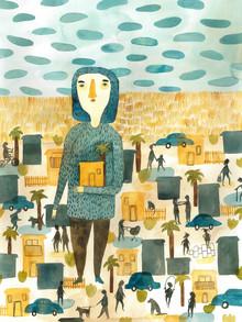 Mirjam Siim, Blending in (Portugal, Europa)