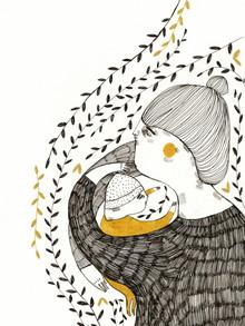 Mirjam Siim, Motherhood (, )