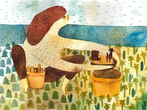 Mirjam Siim, Replanting (Portugal, Europa)