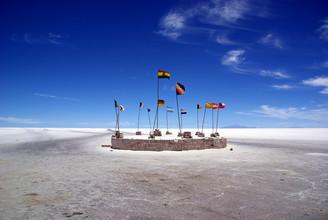 Martin Erichsen, Flags (Bolivien, Lateinamerika und die Karibik)