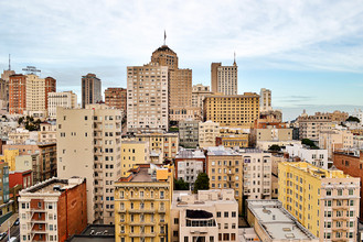 Karl Johansson, Downtown SF (Vereinigte Staaten, Nordamerika)
