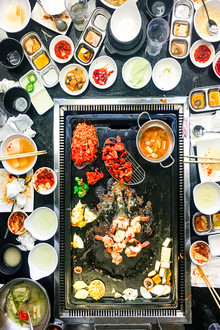 Karl Johansson, Korean BBQ (United States, North America)