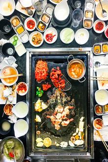 Karl Johansson, Korean BBQ (United States, North America)
