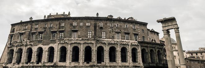 Alexander Keller, Theatre of Marcellus (Italy, Europe)