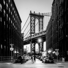 MANHATTAN BRIDGE - Fineart photography by Christian Janik