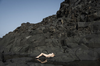 Volcanic View - fotokunst von Linas Vaitonis