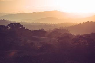 Franz Sussbauer, Kubanische Landschaft im Morgenlicht (Kuba, Lateinamerika und die Karibik)