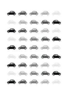 little dreamcars - fotokunst von Steffi Louis