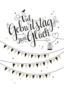 Christina Ernst, Viel Geburtstag zum Glück (Deutschland, Europa)