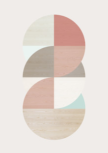Christina Ernst, Wooden circles (Germany, Europe)