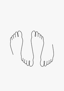 Lukas Frischknecht, Feet (Switzerland, Europe)