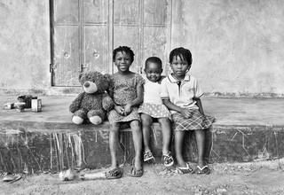 Victoria Knobloch, Beste Freunde (Uganda, Afrika)