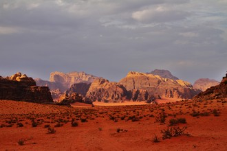 Martin Erichsen, Wadi Rum (Jordanien, Asien)