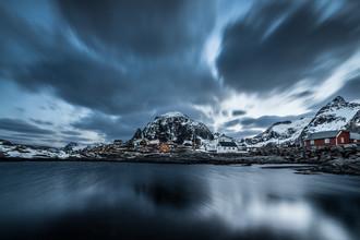 Sebastian Worm, Lofoten Houses (Norwegen, Europa)
