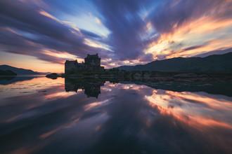Jean Claude Castor, Eilean Donan Castle in den Schottischen Highlands (Großbritannien, Europa)