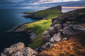 Jean Claude Castor, Neist Point auf der Isle of Skye (Großbritannien, Europa)
